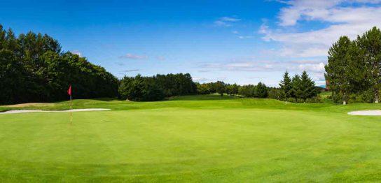 ゴルフコース復帰のイメージ写真