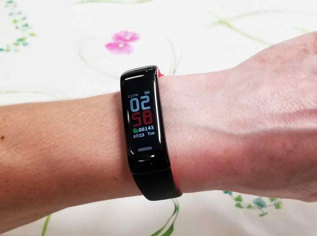 血圧測定が可能なスマートウォッチ