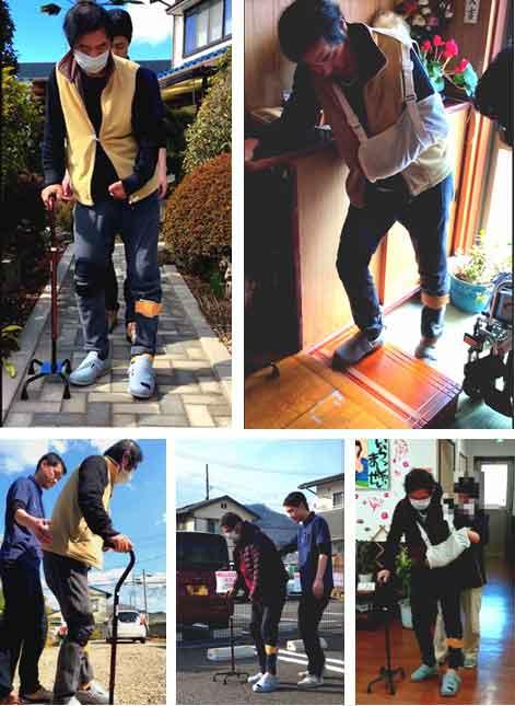walking-rehabilitation 脳梗塞